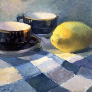 Janey Robertson - Tea for Two