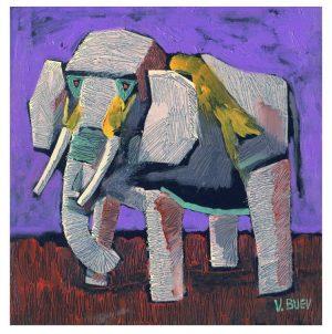 Valeriu Buev - Elephant II