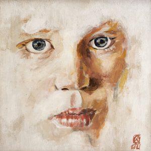 Cees Kaspersma - Ogen III