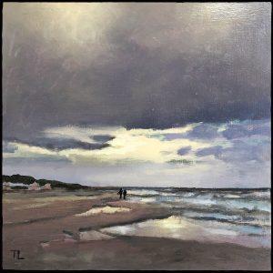 Tjeerd Landman - De wandeling
