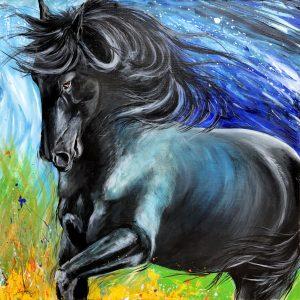 Jan Potma - Paard I