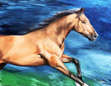 Jan Potma - Paard II