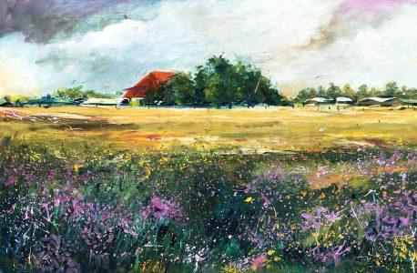 Jan Potma - Friesland I (Koudum)