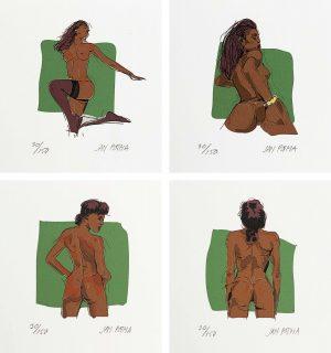 Jan Potma - Gracieuze vormen (creatief doosje)