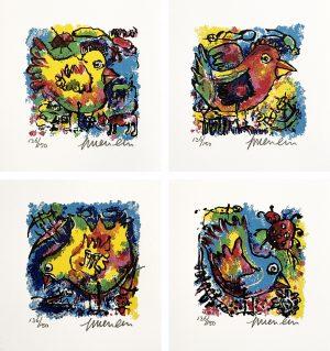 Jan van der Meulen - Kunst & Vliegwerk (creatief doosje)