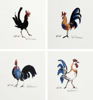 Maya Wildevuur - Kleurrijke vogels (creatief doosje)