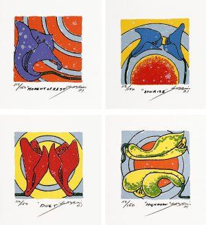 Huibert Sabelis - Symbolen
