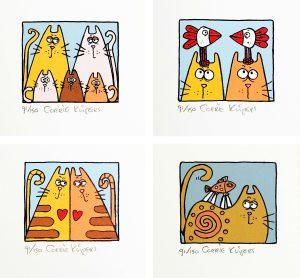 Corrie Kuipers - Kittens (creatief doosje)