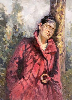 Janey Robertson - Portret I