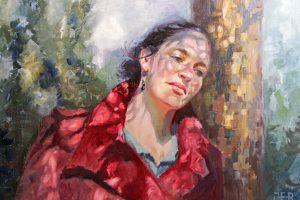Janey Robertson - Portret II