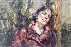 Janey Robertson - Portret III